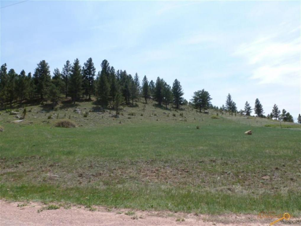 TBD (Lot 17) Ridgeview Rd, Hot Springs, SD 57747