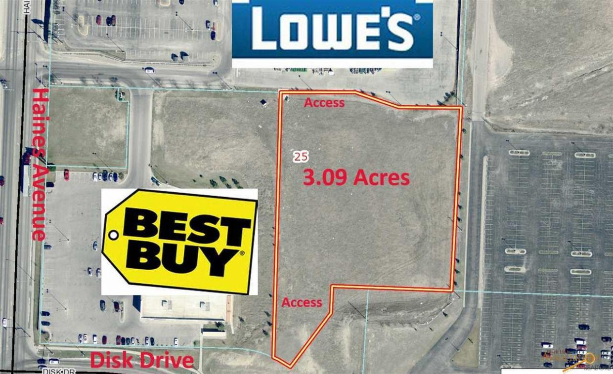 TBD Haines Ave, Rapid City, SD 57701