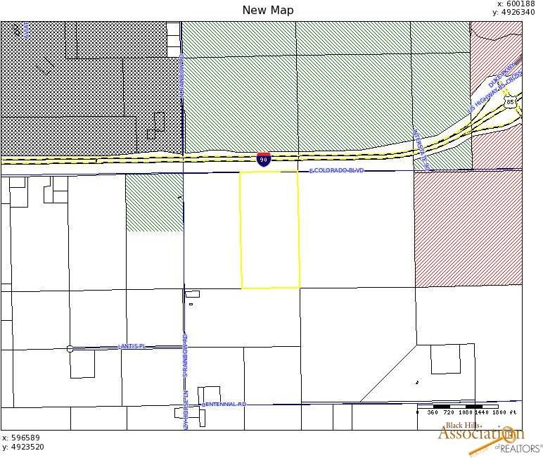 5935 E Colorado Blvd Prime Comm./residental Development Opportunity!, Spearfish, SD 57783