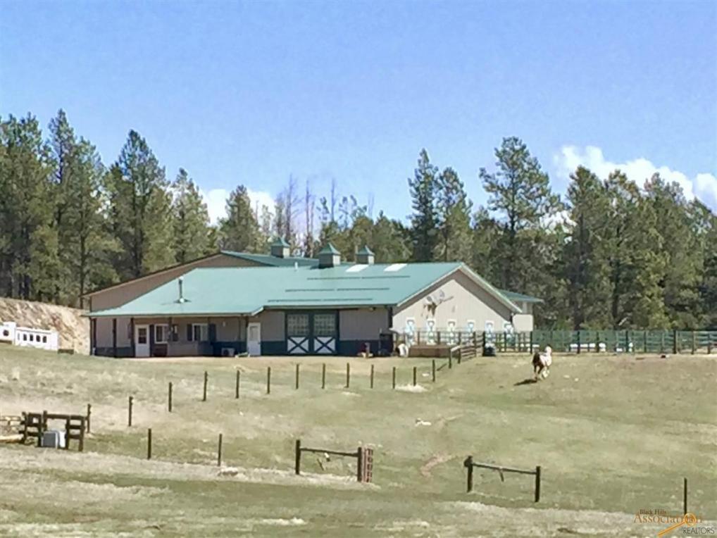 11061 Castle Creek Rd Bar Jw Ranch, Hill City, SD 57745