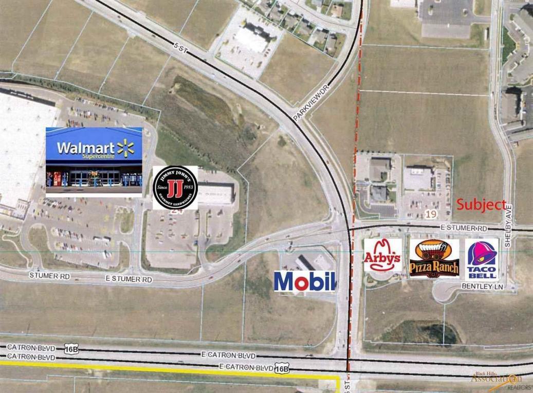 TBD E Stumer Rd, Rapid City, SD 57701
