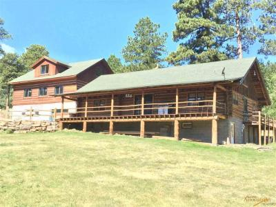 Photo of 11571/11565 Moon Mountain Ln Two Log Homes, Deadwood, SD 57732