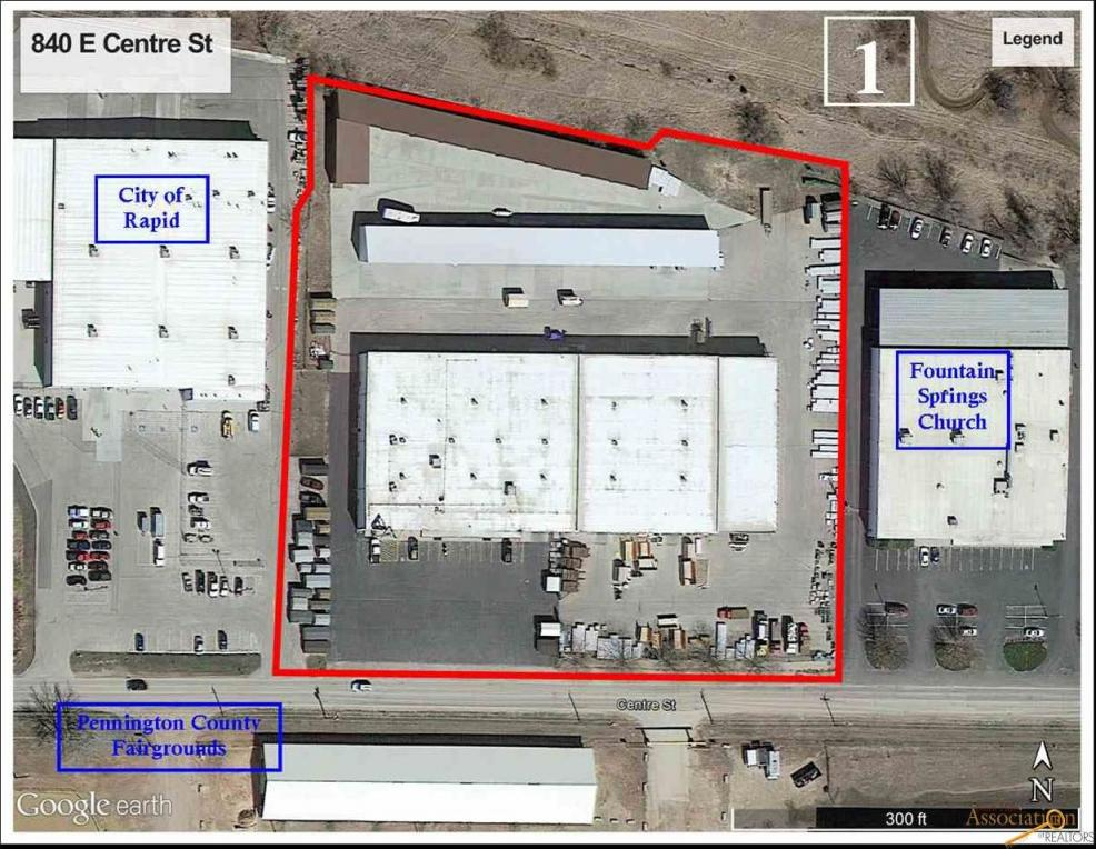 840 Centre, Rapid City, SD 57701