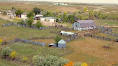 Photo of 22750 154th Ave 100 Acres-home & Ranch Bldgs, Box Elder, SD 57719