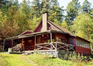 24370 Playhouse Rd Glendale Mine, Keystone, SD 57751