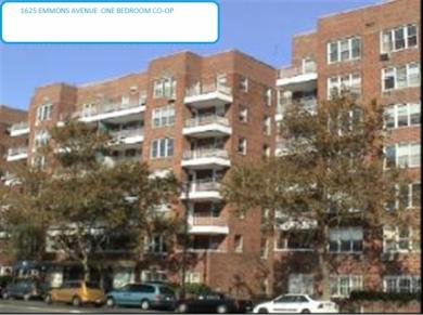 1625 Emmons Ave #3k, Brooklyn, NY 11235