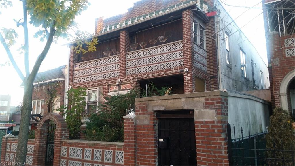 2468/2470 East East 11th Street Street, Brooklyn, NY 11235