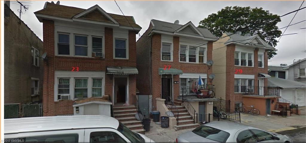 23, 27, 29 Brighton 4th Terrace, Brooklyn, NY 11235
