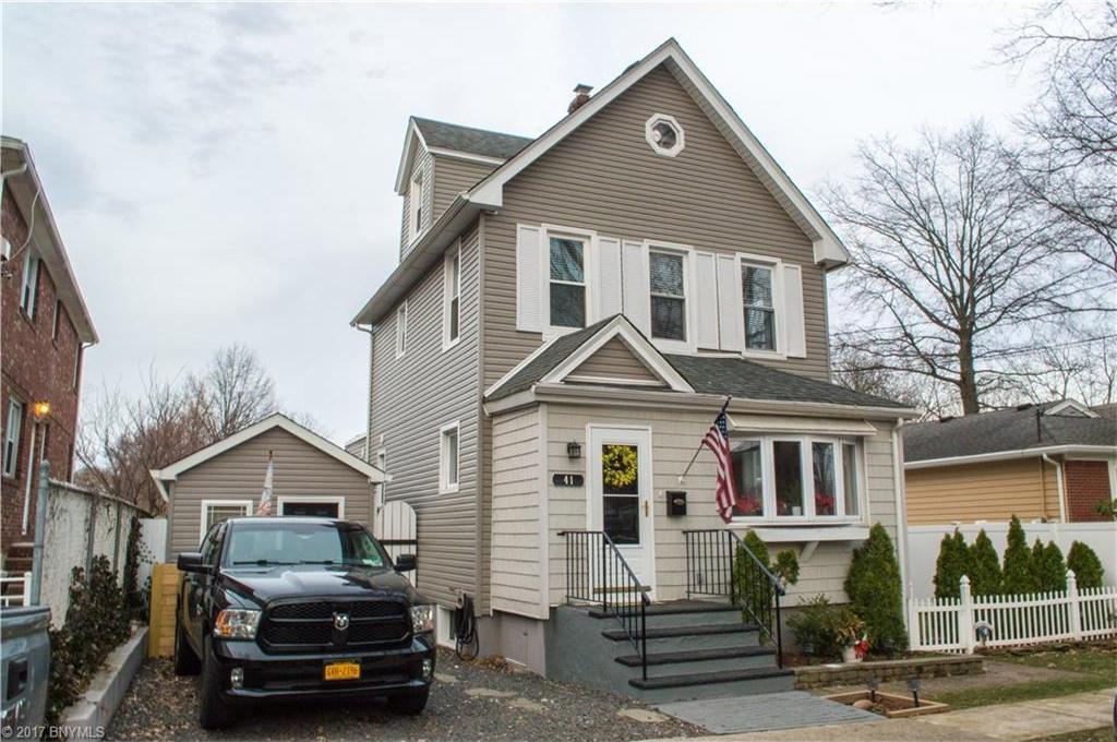 41 Evergreen Avenue, Staten Island, NY 10308