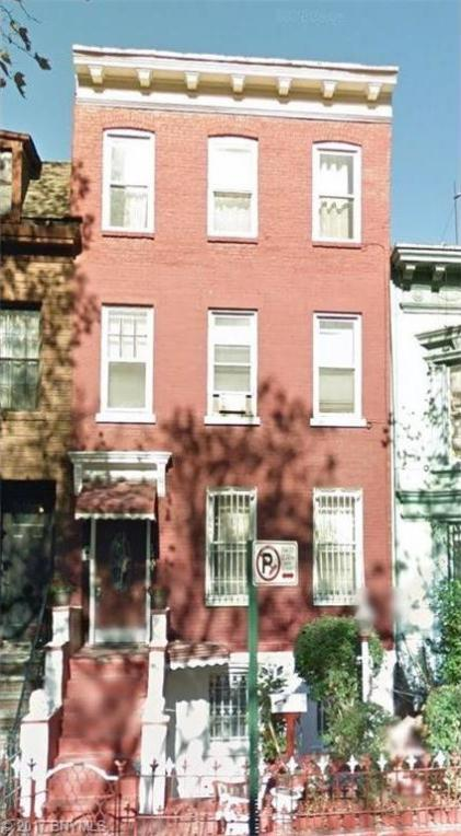 Withheld Withheld Place, Brooklyn, NY 11238