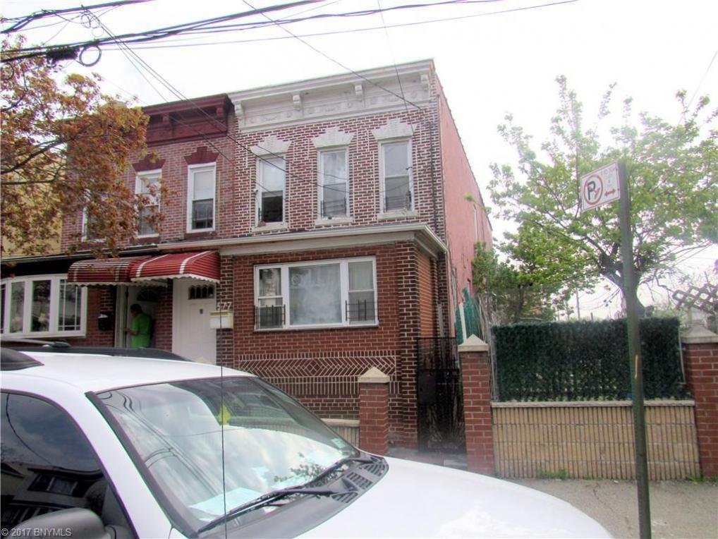 577 Drew Street, Cypress Hills, NY 11208