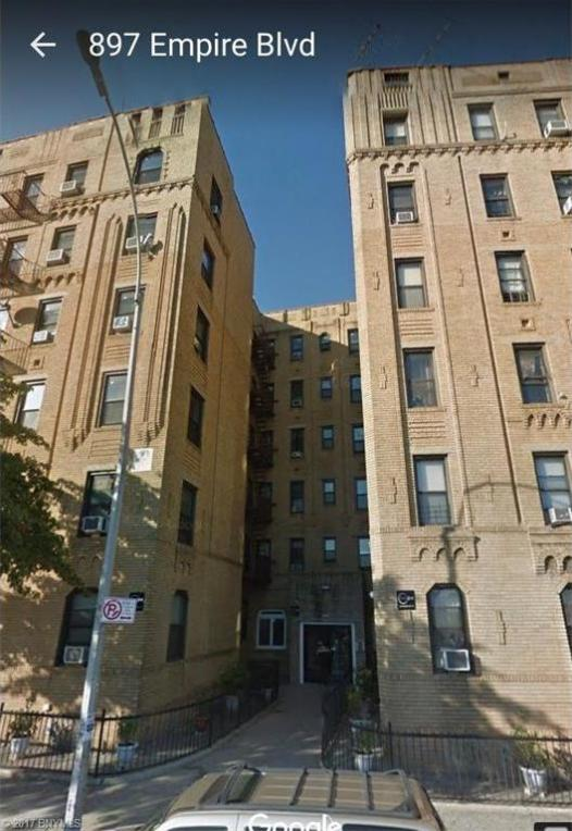 897 Empire Boulevard #D8, Brooklyn, NY 11213