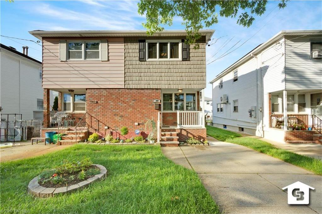 187 Benton Avenue, Staten Island, NY 10305