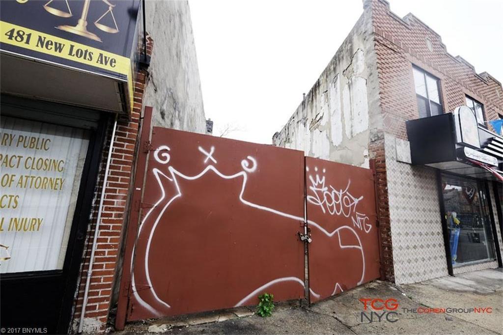 483 New Lots Avenue, Brooklyn, NY 11207