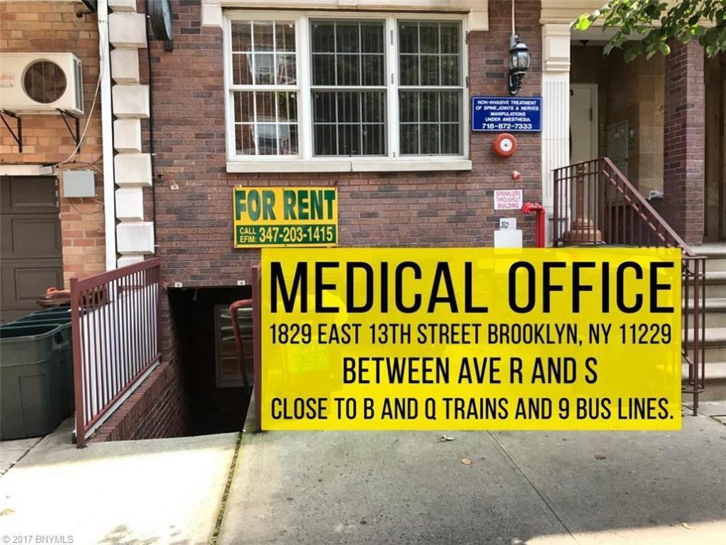 1829 East 13 Street #Ca, Brooklyn, NY 11229