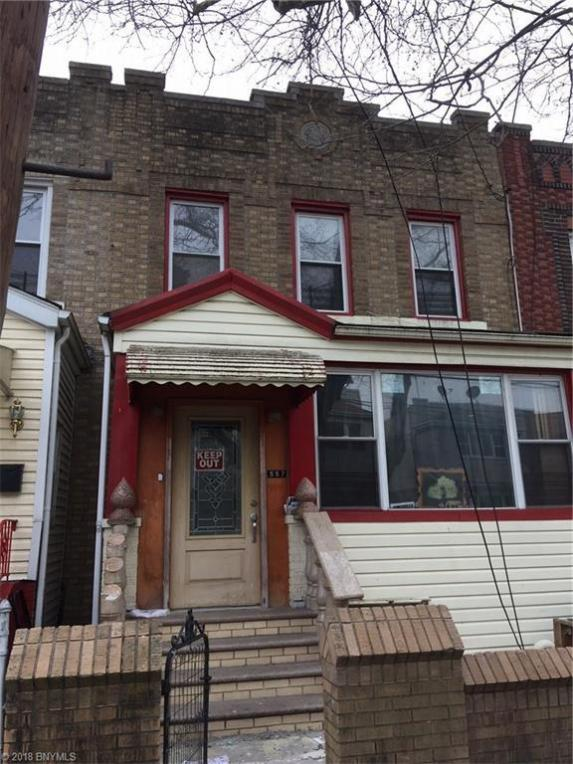 557 Drew Street, Brooklyn, NY 11208