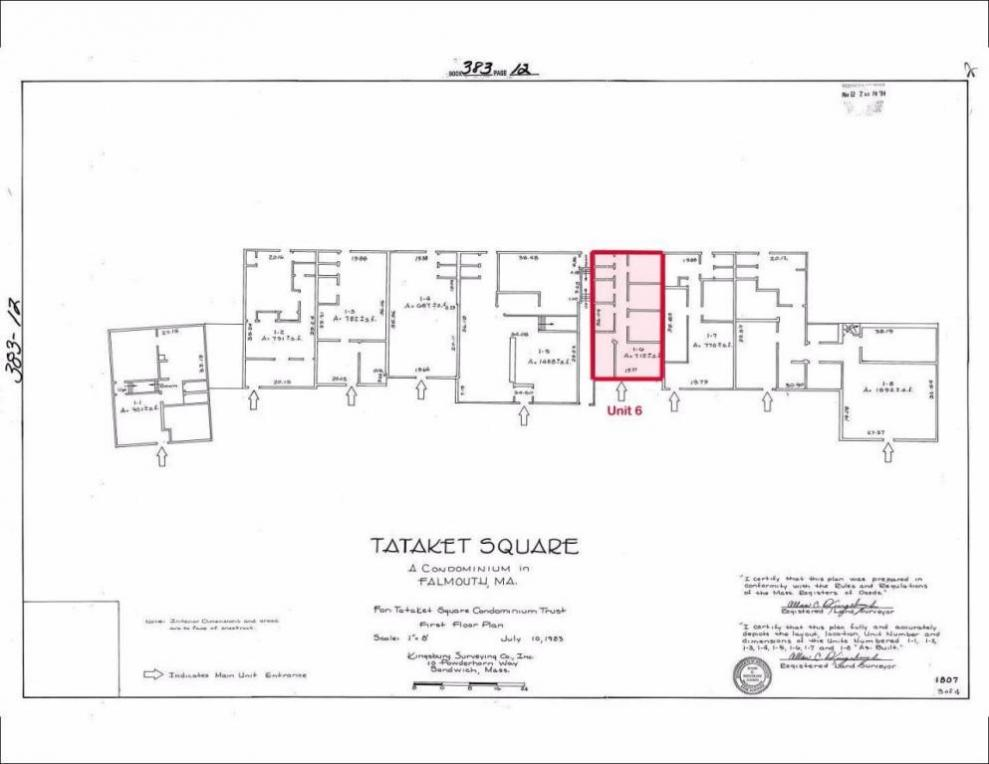 31 Teaticket Highway #6, Falmouth, MA 02536