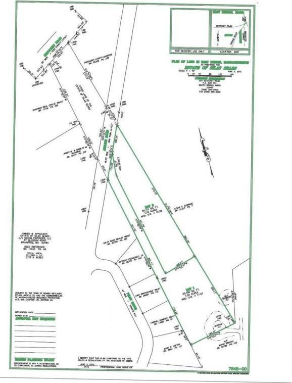 Airline Road, Lot #2, Dennis, MA 02660