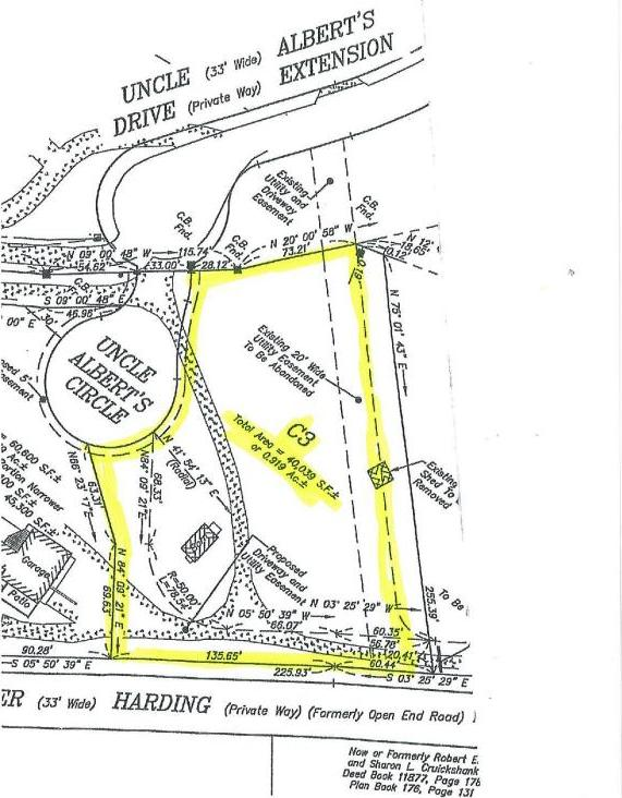 Lot C3 Uncle Alberts Extension, Chatham, MA 02633