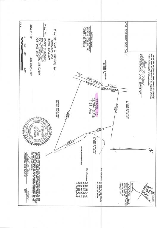12 Old Campground Road, Harwich, MA 02646