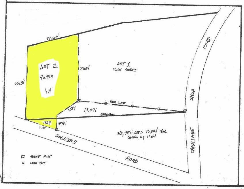 Lot 0 Collins Road, Falmouth, MA 02536