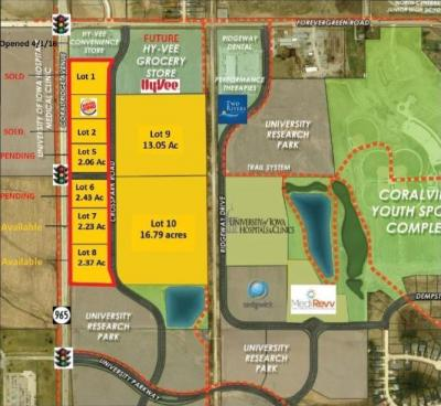 Photo of Lot 9/10 Hwy 965/forevergreen Rd, Coralville, IA 52241