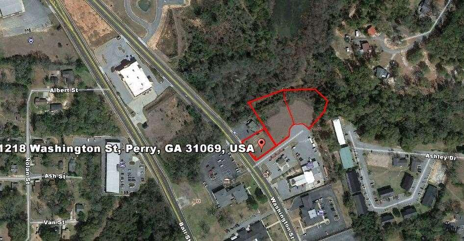1218 Washington, Perry, GA 31069