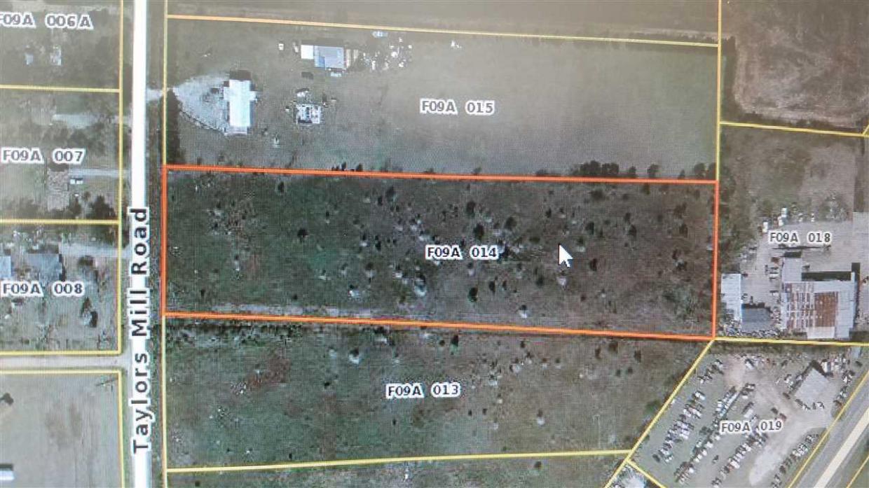 Lot 11B Taylors Mill Road, Fort Valley, GA 31030