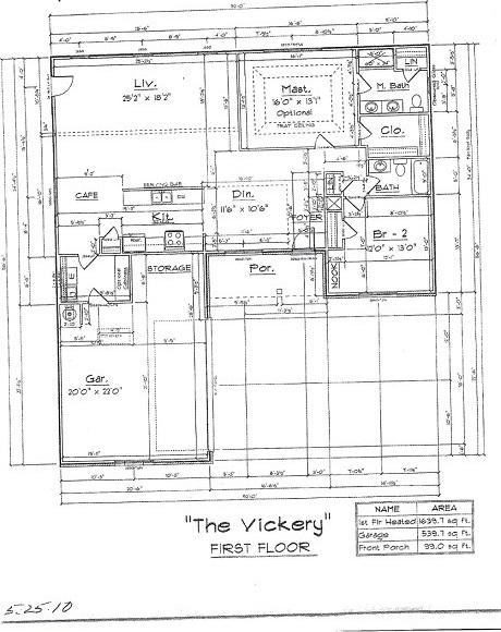 1904 Quail Ridge, Perry, GA 31069