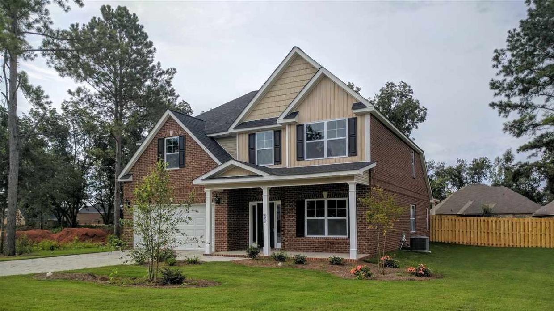 805 Hawk's Nest Drive, Kathleen, GA 31047