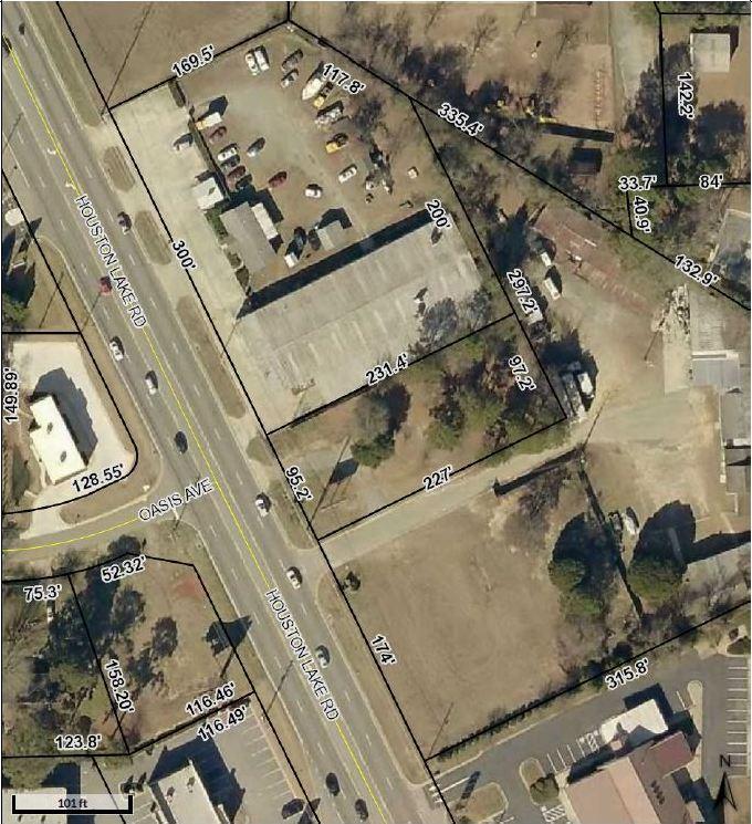 Tract E S Houston Lake, Warner Robins, GA 31088