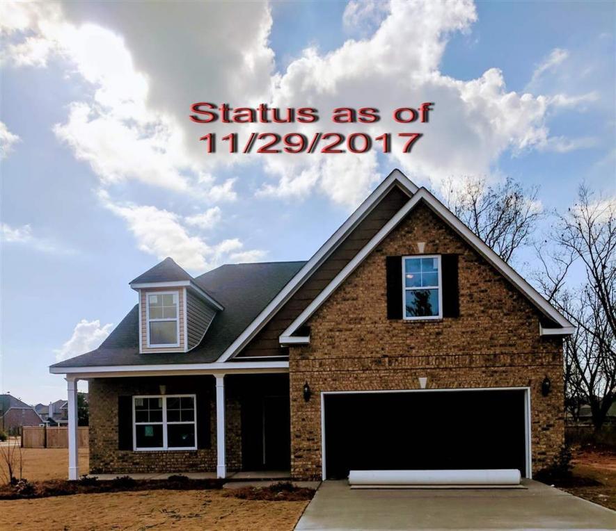 813 Hawk's Nest Drive, Kathleen, GA 31047
