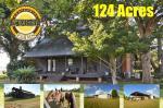 5817 Pinehurst-Byromville Road 124 Acres, Pinehurst, GA 31070