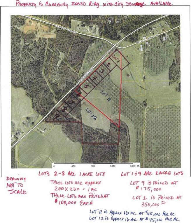 LOT 11 Houston Lake, Perry, GA