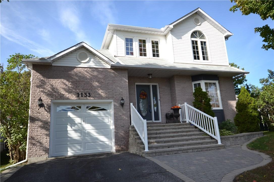 1133 Cote Street, Rockland, Ontario K4K1J6