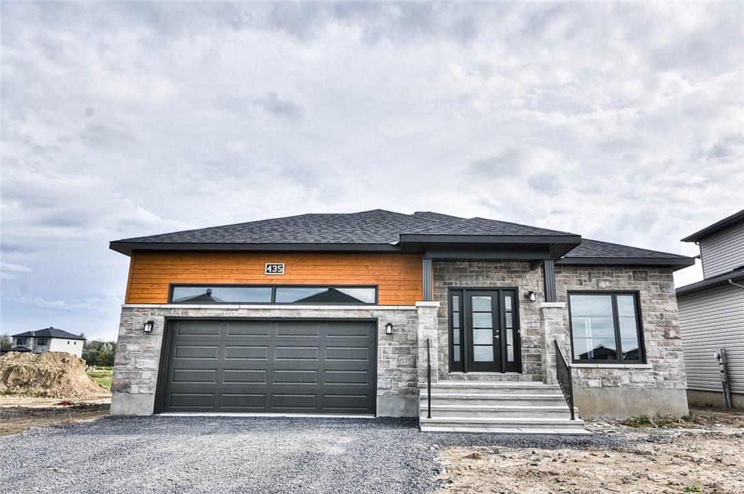 435 Provence Avenue, Embrun, Ontario K0A1W0