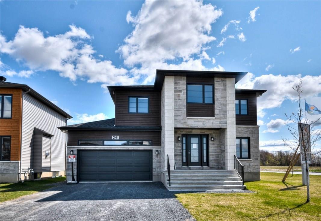 403 Provence Avenue, Embrun, Ontario K0A1W0