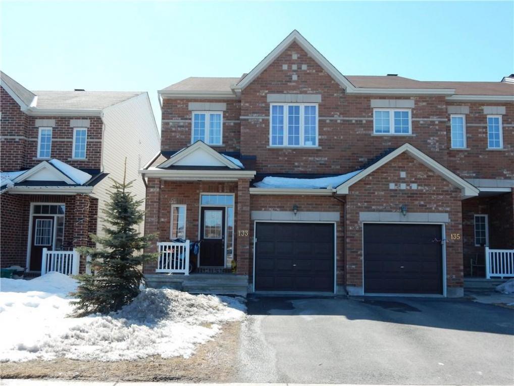 133 Bridgestone Drive, Ottawa, Ontario K2M0A6