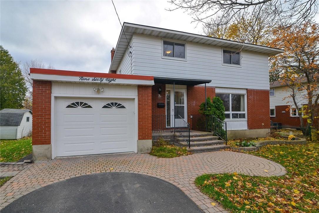 968 Normandy Crescent, Ottawa, Ontario K2C0K9