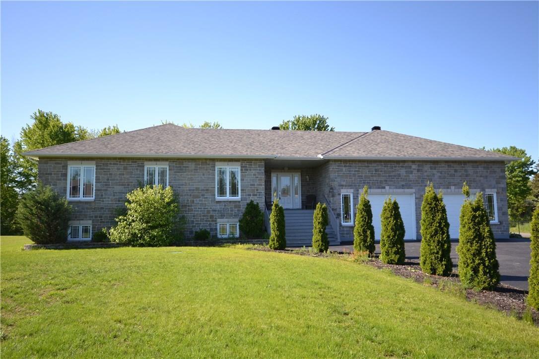 120 Moise Gendron Street, Bourget, Ontario K0A1E0