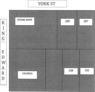 Photo of 232-238 Clarence Street, Ottawa, Ontario K1N5R1