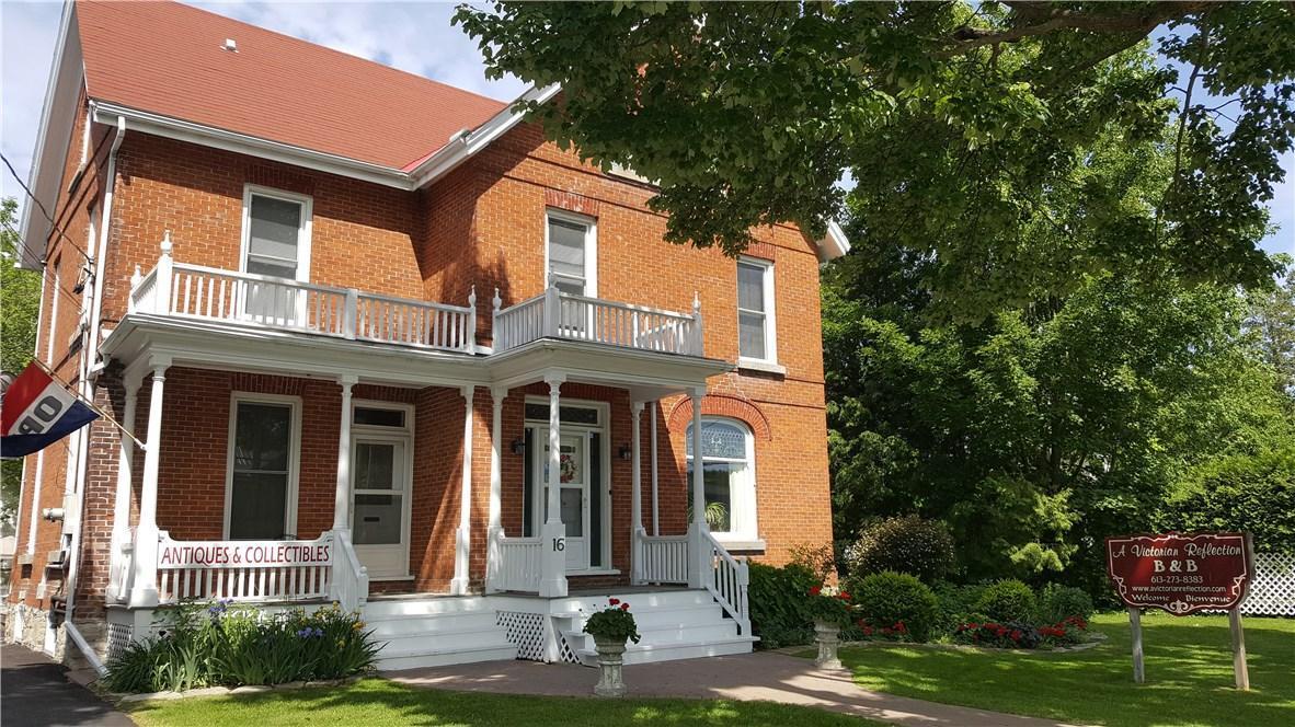16 Church Street, Westport, Ontario K0G1X0