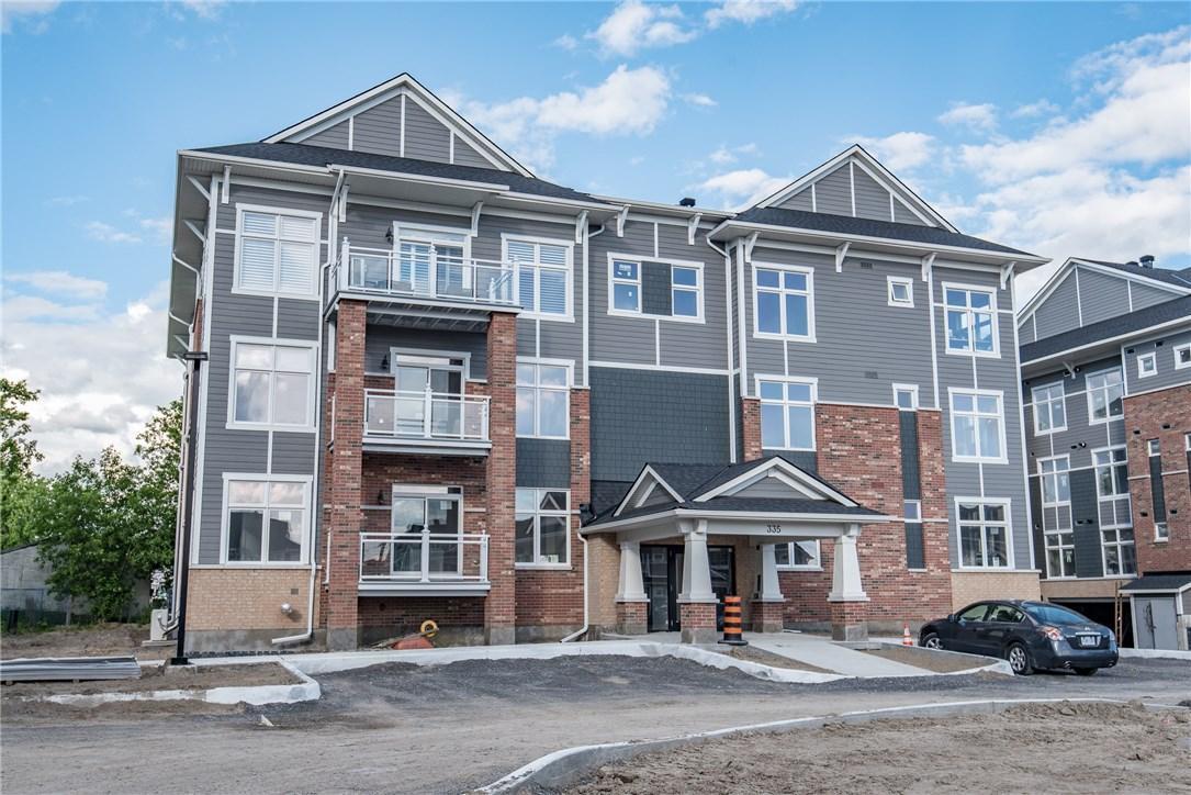 3143 Navan Road Unit#202 Block J, Orleans, Ontario K4B1H9
