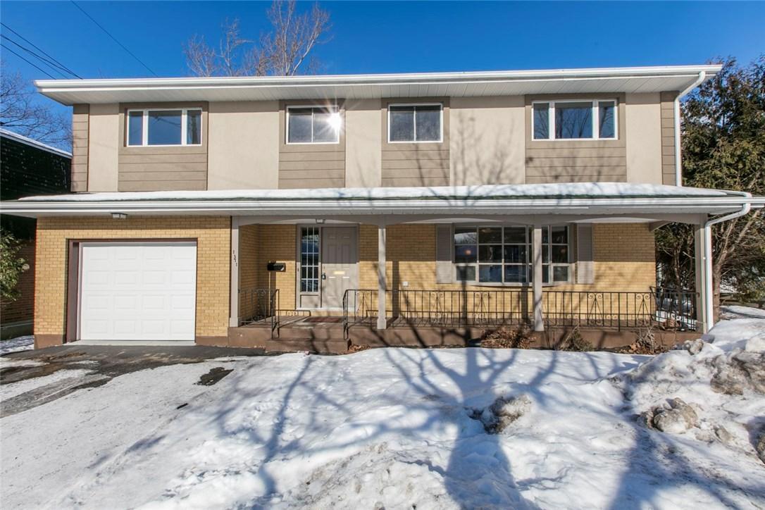 1371 Kilborn Avenue, Ottawa, Ontario K1H6L5
