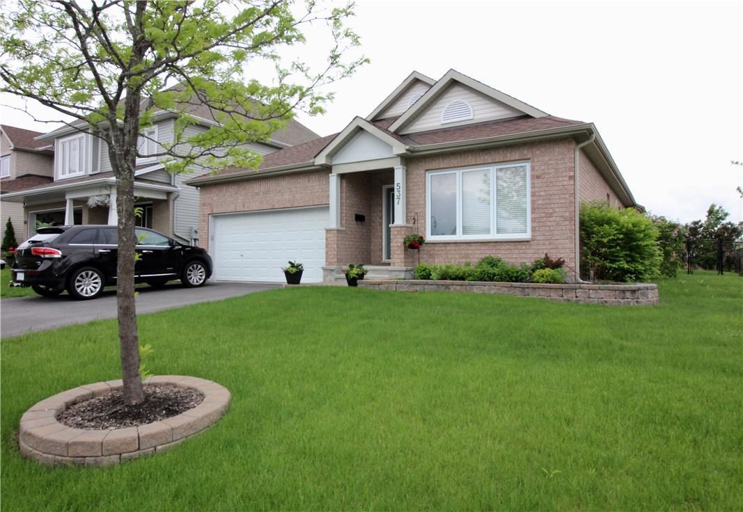 537 Overland Drive, Ottawa, Ontario K2S0C1