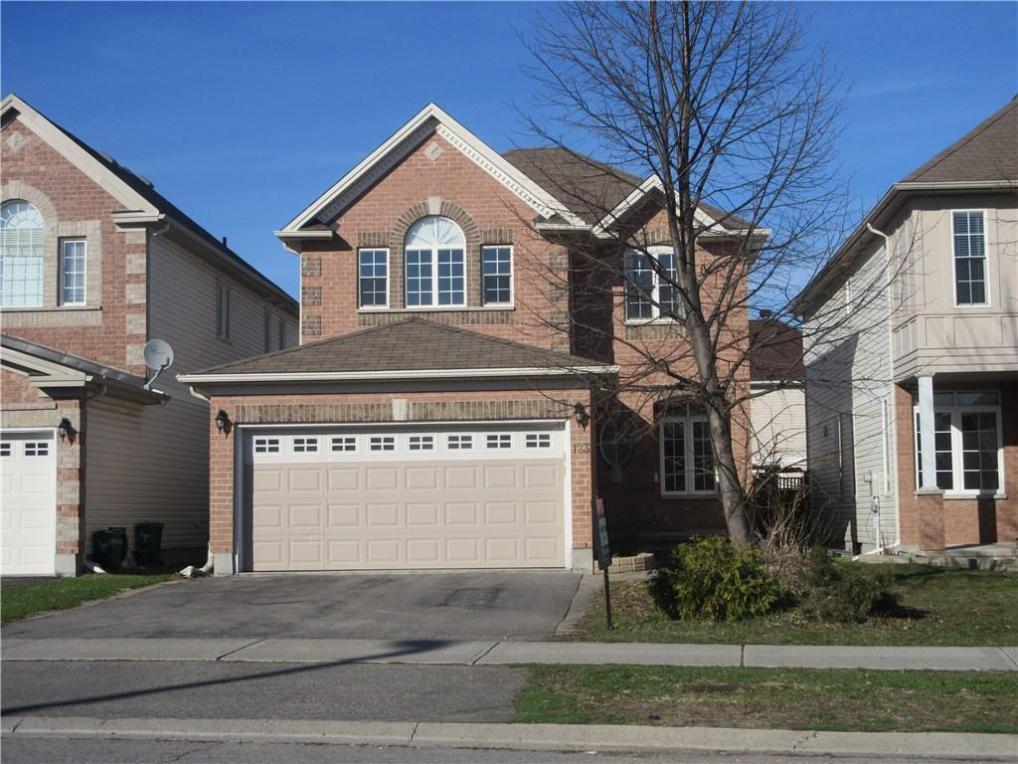 123 Shirley's Brook Drive, Ottawa, Ontario K2K3M6