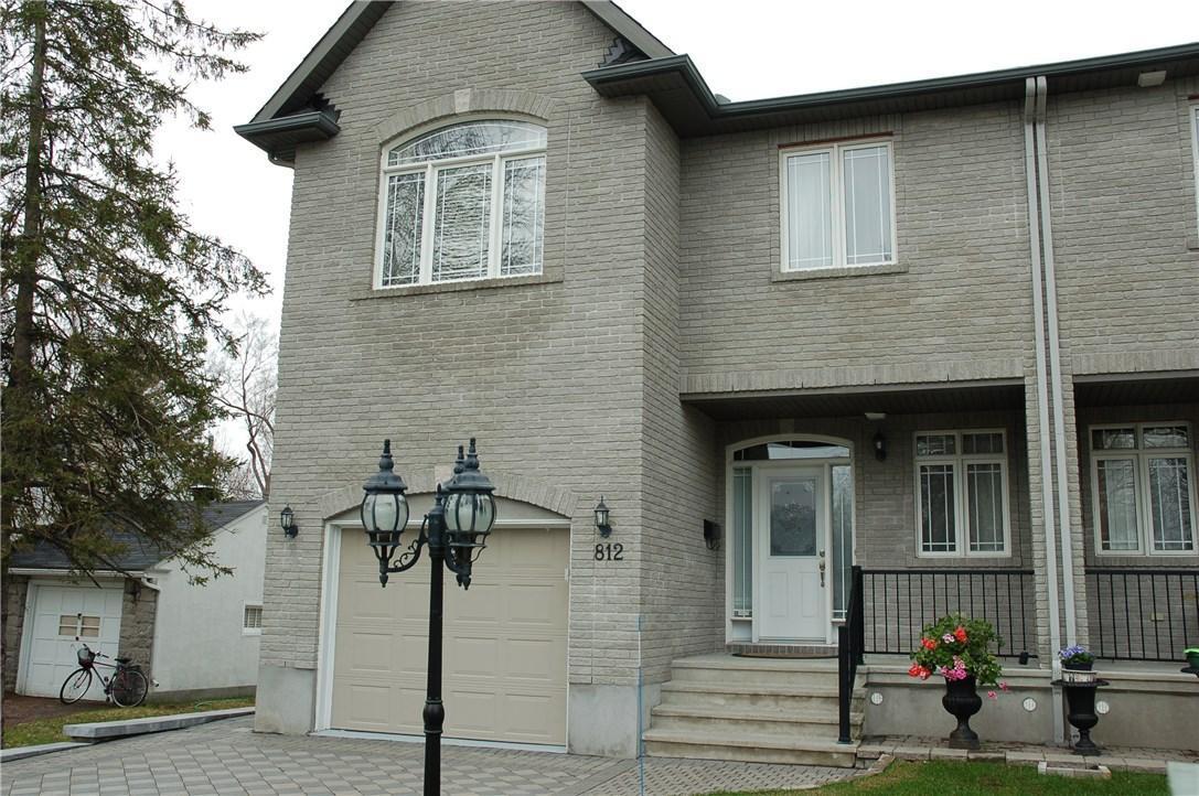 812 Melwood Avenue, Ottawa, Ontario K2A3C3