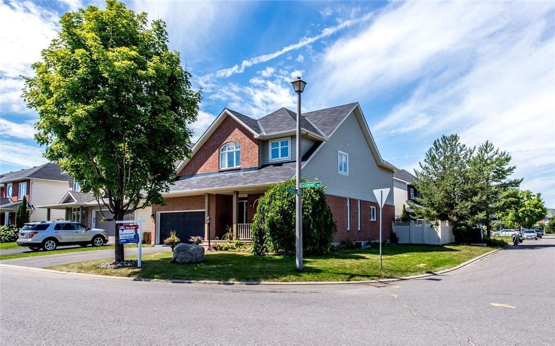 43 Coronet Avenue, Ottawa, Ontario K2G6R8