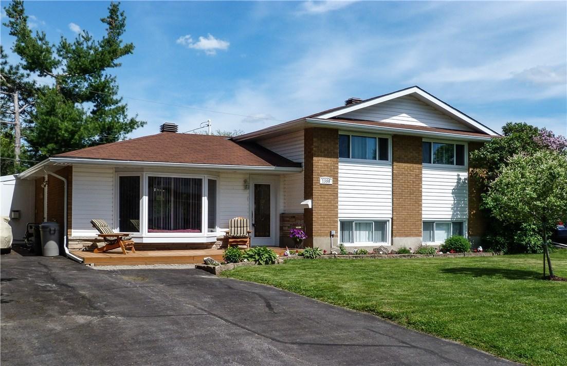 1389 Toulon Street, Orleans, Ontario K1E1J2