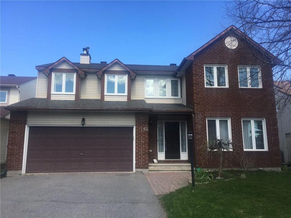 64 Townsend Drive, Ottawa, Ontario K2J2V8